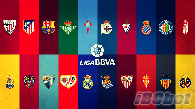 laliga league-ibcbet